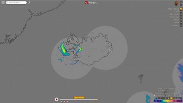 Windy: The Weather Radar Composite Is Growing Across Europe